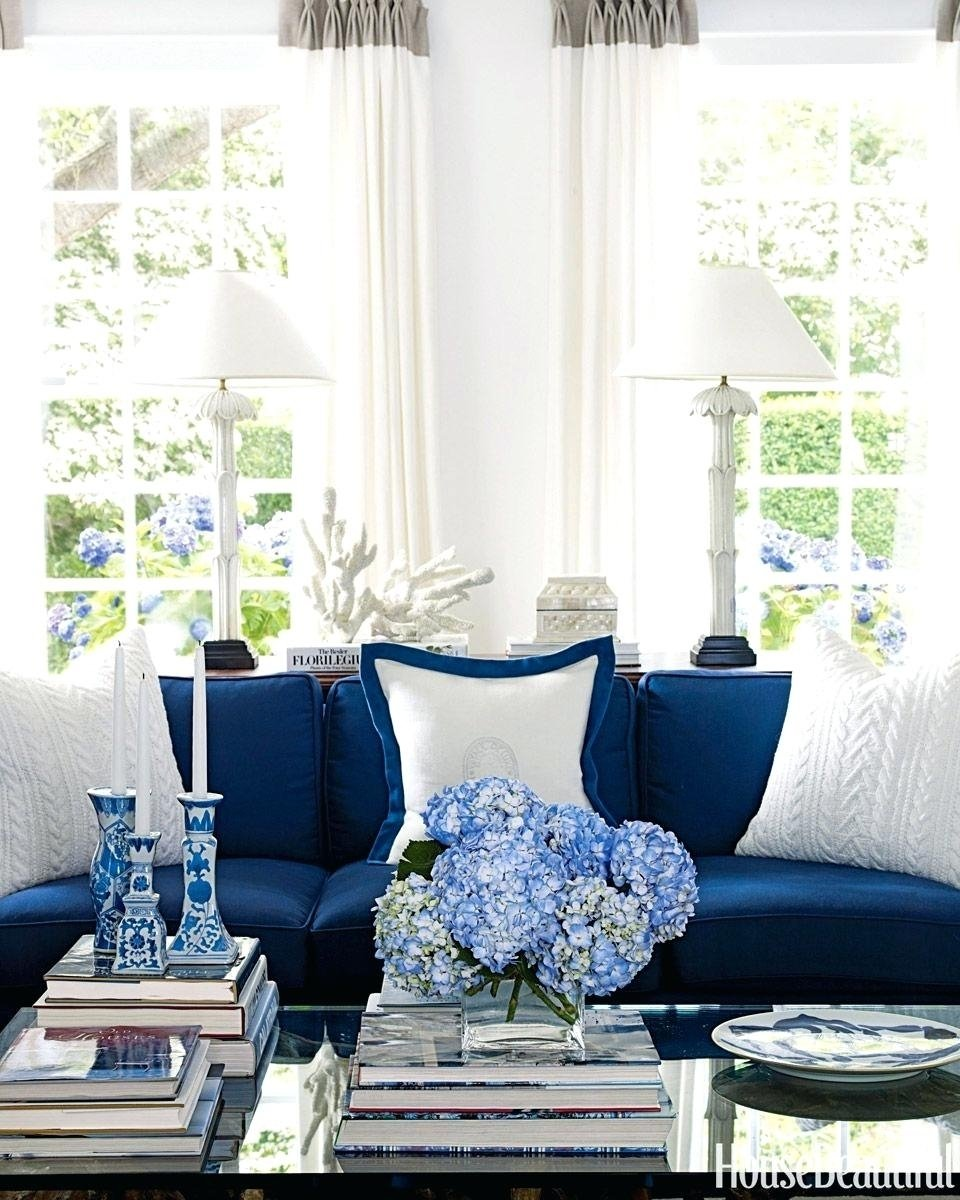 10 Stunning Blue And White Living Room Ideas blue white living room decorating ideas and house beautiful favorite 2021