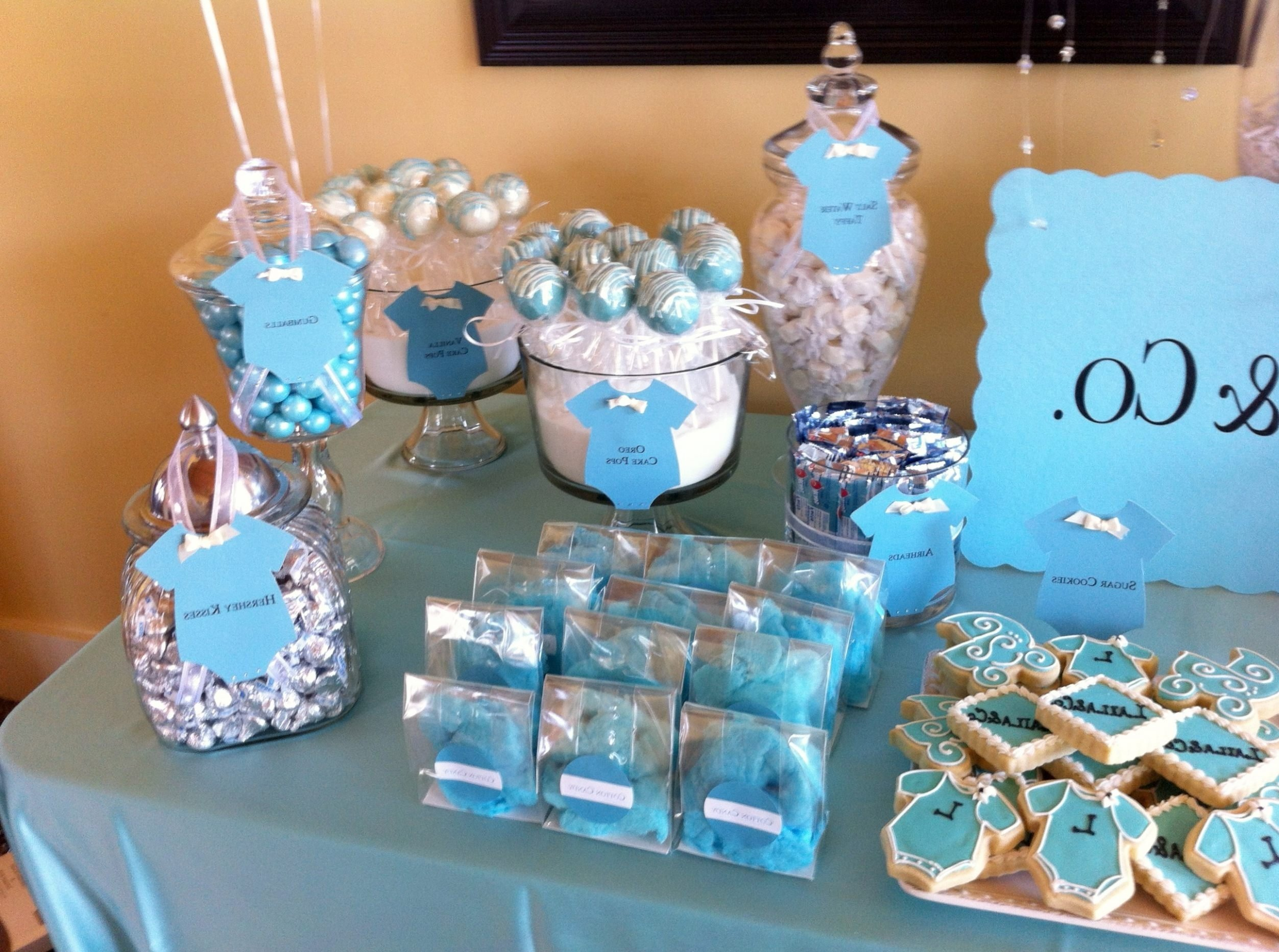 10 Most Recommended Baby Shower Candy Table Ideas blue yellow baby shower pizzazzerie pink candyble ideas girl boy