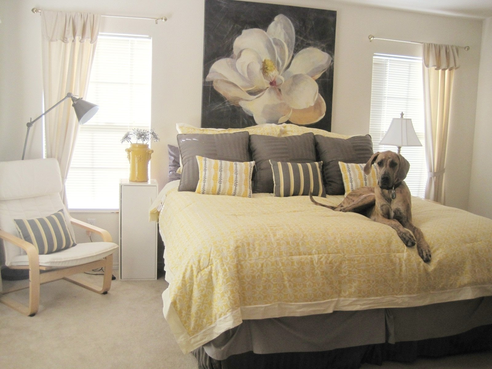 10 Attractive Yellow And Gray Bedroom Ideas blue yellow gray bedroom ideas e280a2 bedroom ideas 2020