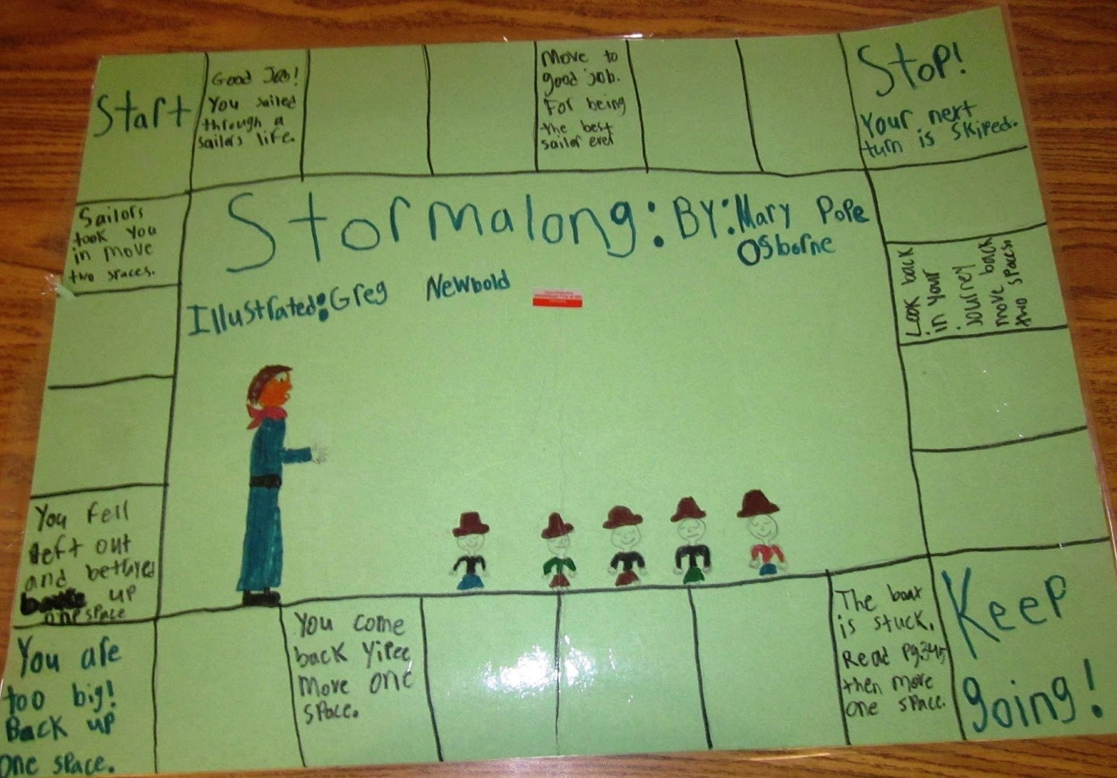 10 Famous Board Game Ideas For School Projects board game diary of a public school teacher 2020