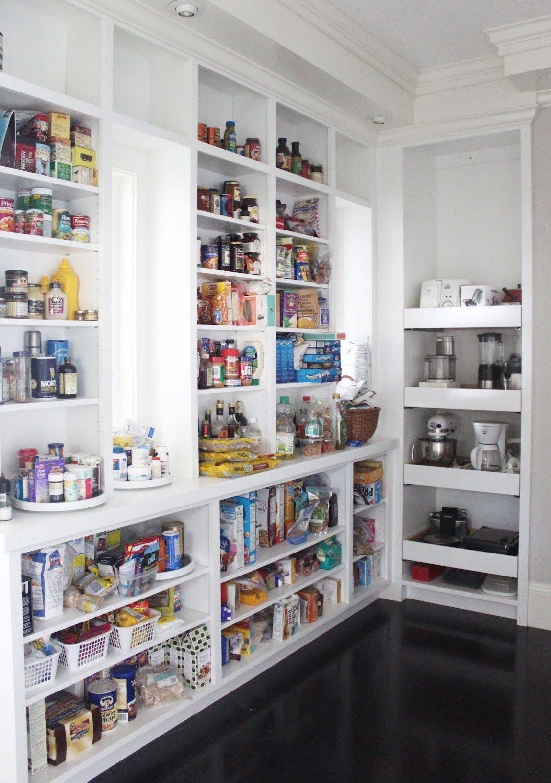 10 Ideal Walk In Pantry Shelving Ideas bold design walk in pantry shelving modest ideas plans shelves ideas 2020