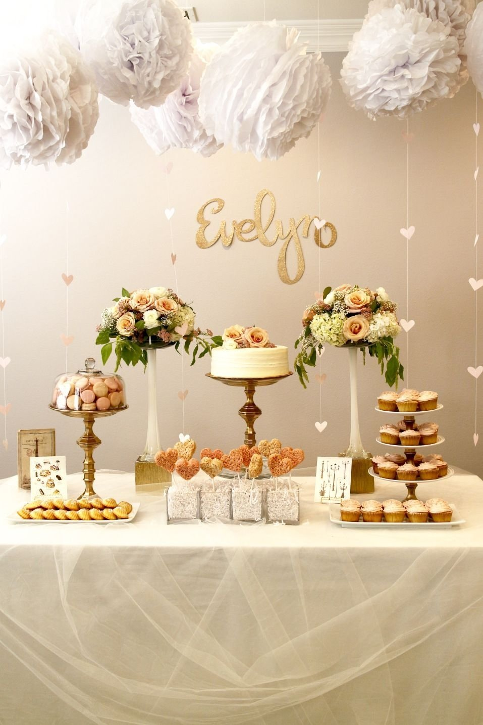 10 Unique Golden Birthday Party Ideas For Adults bon anniversaire blush pink feminine and romantic 2021