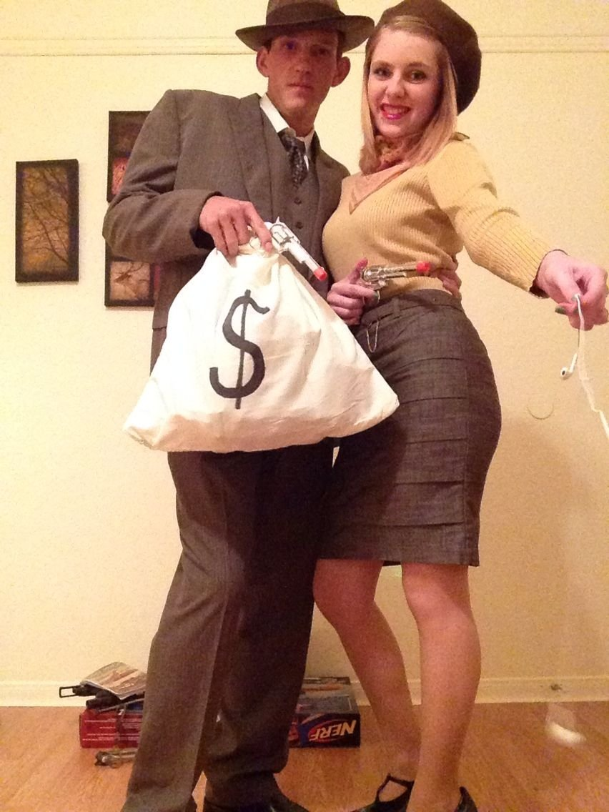 10 Trendy Bonnie And Clyde Costumes Ideas bonnie and clyde halloween costume halloween love pinterest