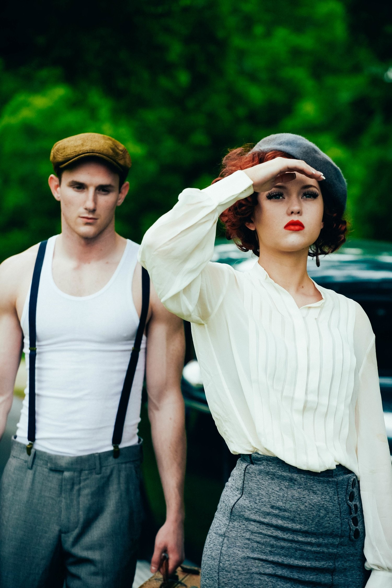 10 Trendy Bonnie And Clyde Costumes Ideas bonnie and clyde photos google search bonnie clyde shoot