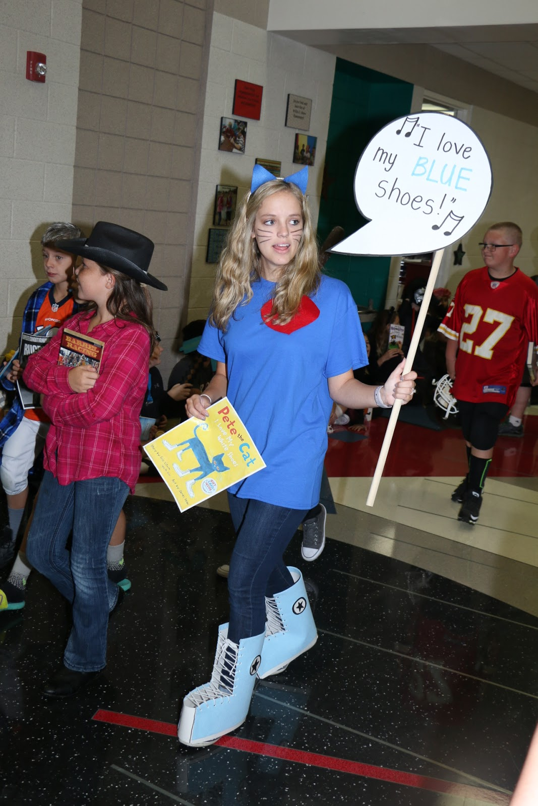 book character day: great ideas for teacher costumes