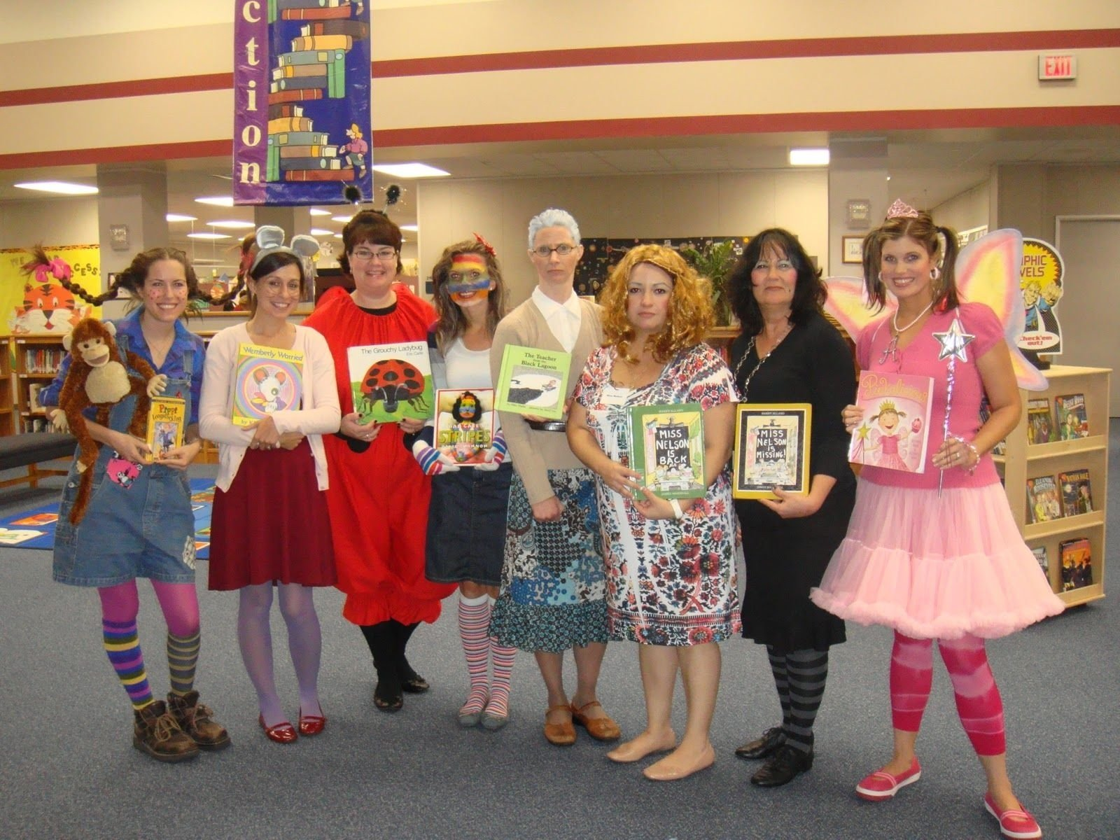 10 Stylish Book Character Dress Up Ideas book character dayperfect for halloween school stuff