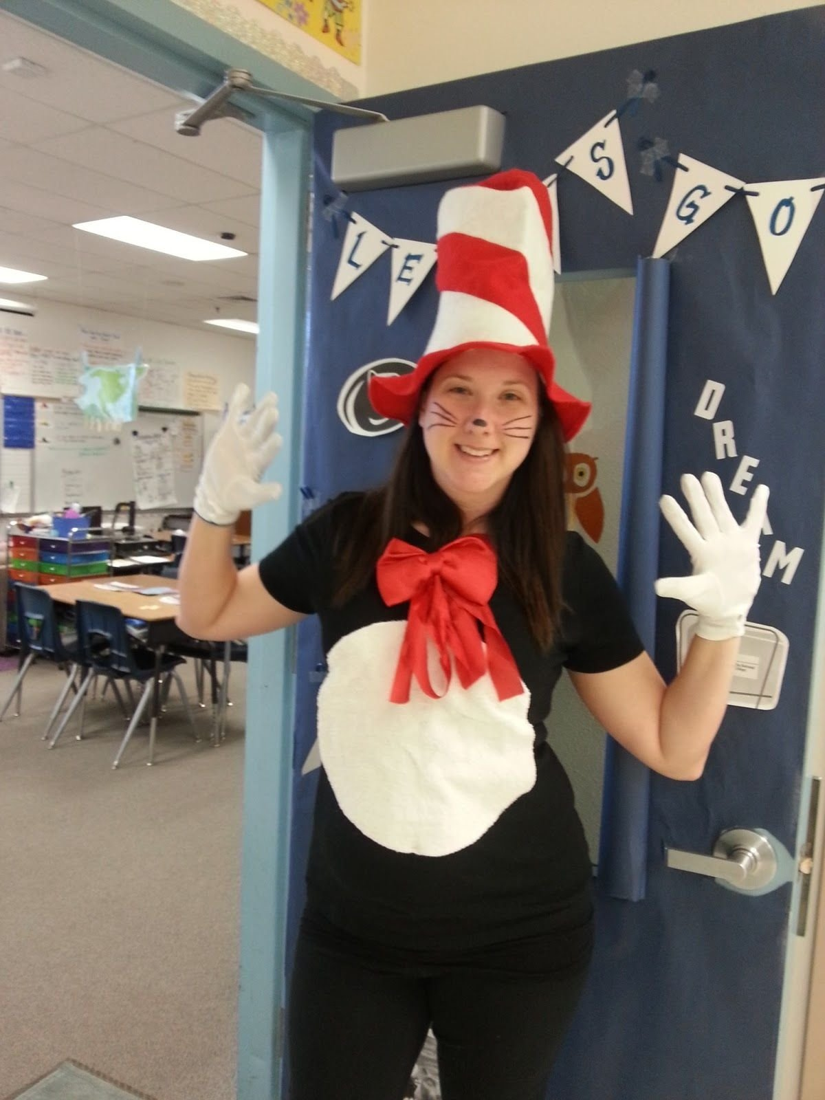 10 Lovable Cat In The Hat Costume Ideas book character dress up ideas teaching ideas pinterest book