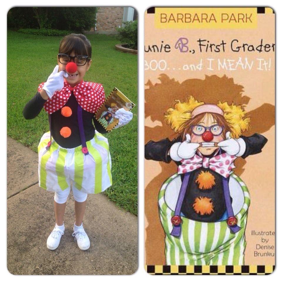 10 Unique Junie B Jones Costume Ideas book character parade easy junie b jones costume halloween costume 2020