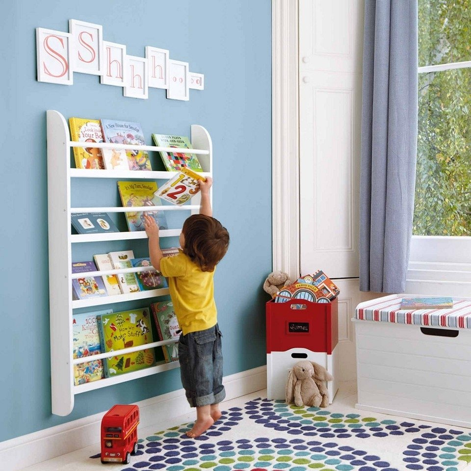10 Gorgeous Storage Ideas For Kids Room book storage ideas for kids room 2020
