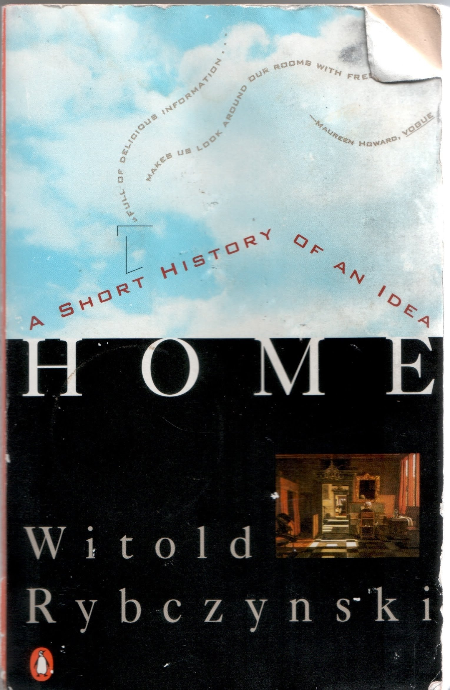 bookish ramblings: home: a short history of an idea - youtube