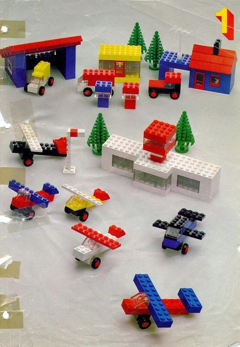 books - building ideas book [lego 222]   lego   pinterest   idea