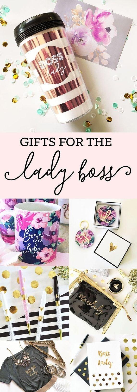 10 Stylish Gift Ideas For Female Boss boss lady travel mug boss lady coffee mug gift for boss gift boss 1 2021