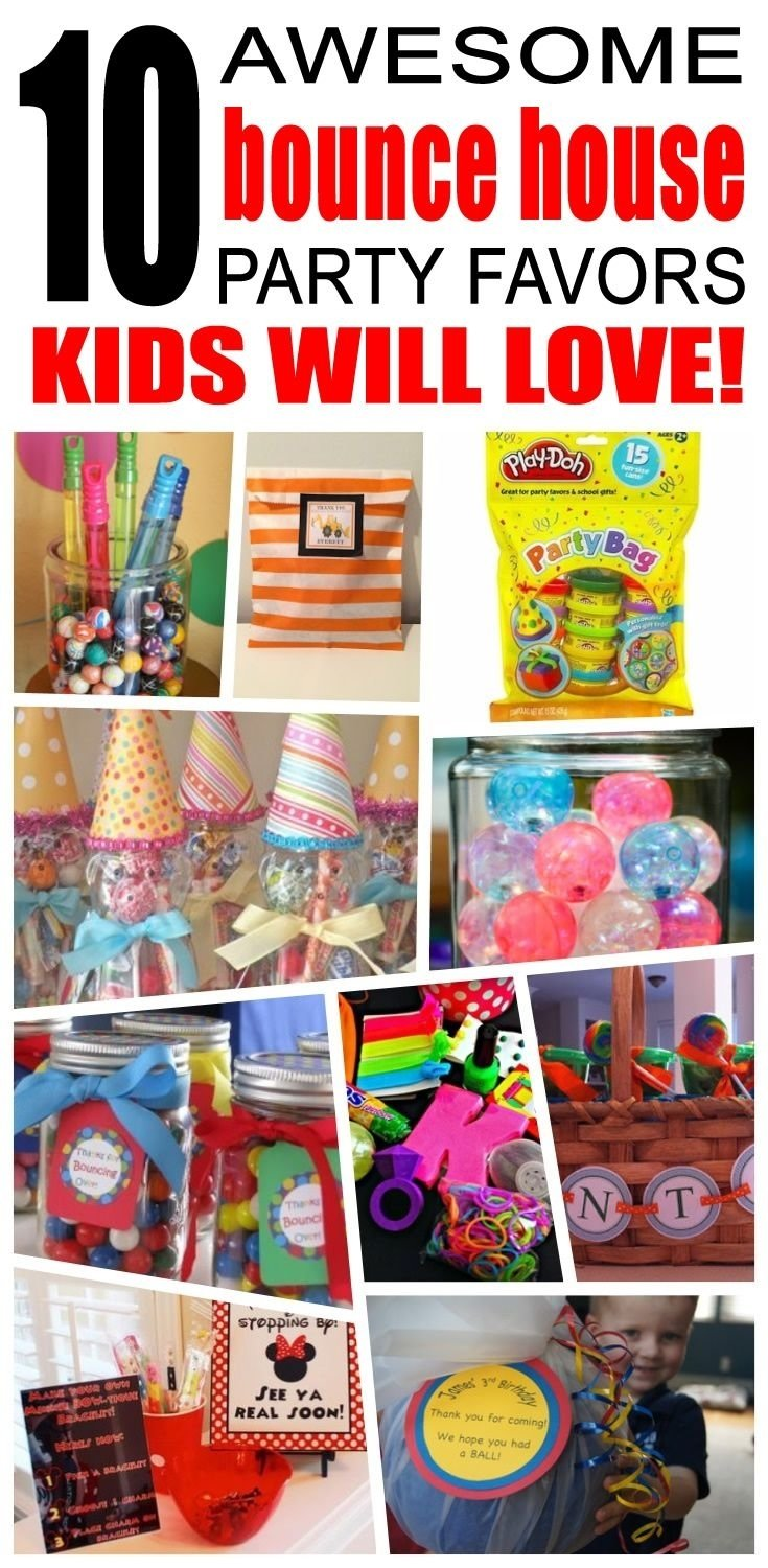 10 Fashionable Bounce House Birthday Party Ideas bounce house party favor ideas bounce house parties bounce house 2021