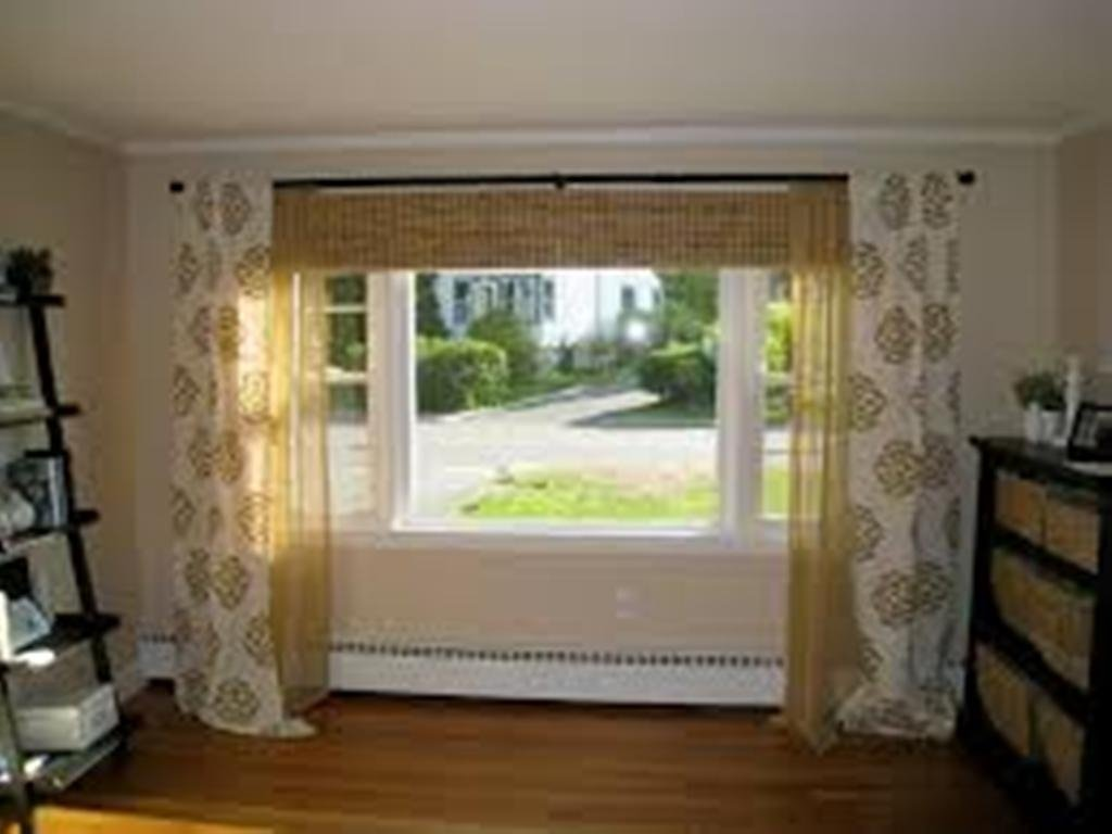 10 Wonderful Bay Window Treatment Ideas Pictures box bay window curtain ideas marcosanges review bay window 2020