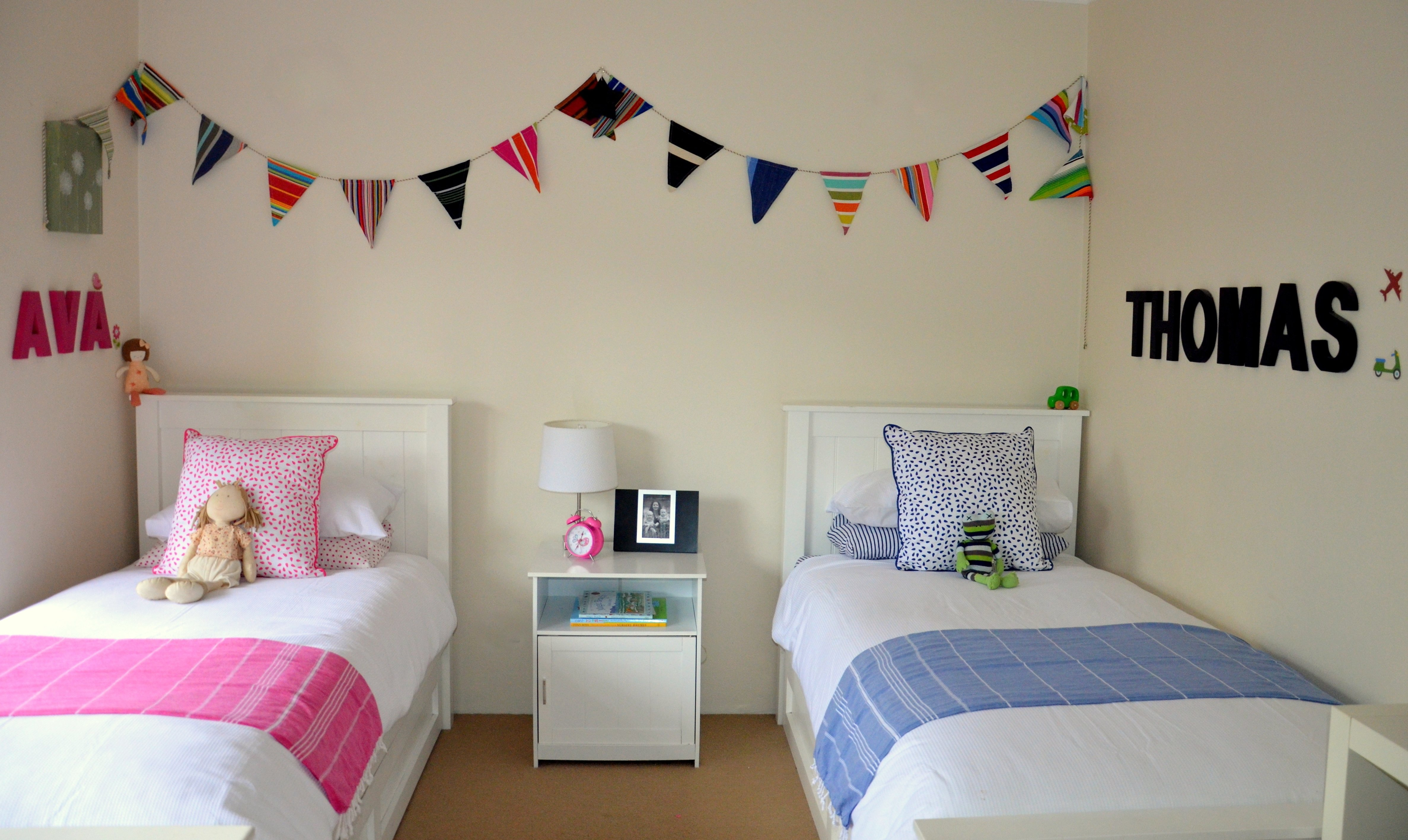 10 fabulous boy and girl room decorating ideas