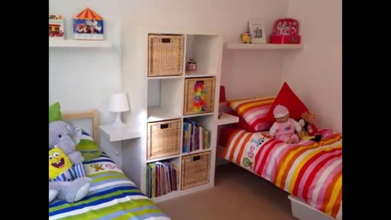 10 Most Recommended Boy And Girl Shared Room Ideas