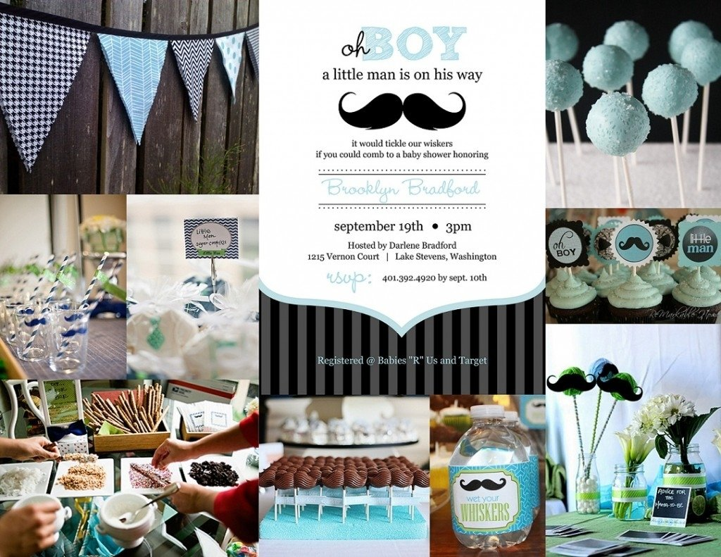 boy baby shower board | baby showers | pinterest | boy baby showers