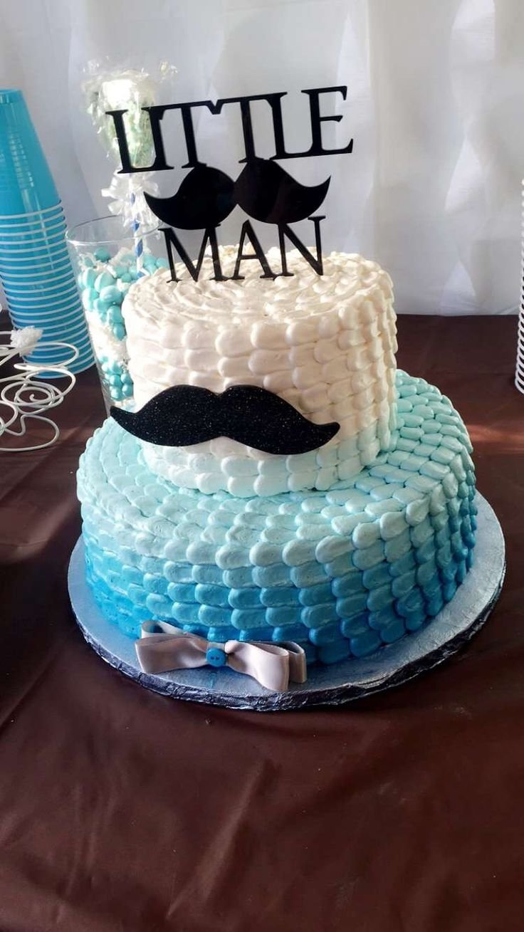 10 Amazing Baby Shower Boy Cake Ideas