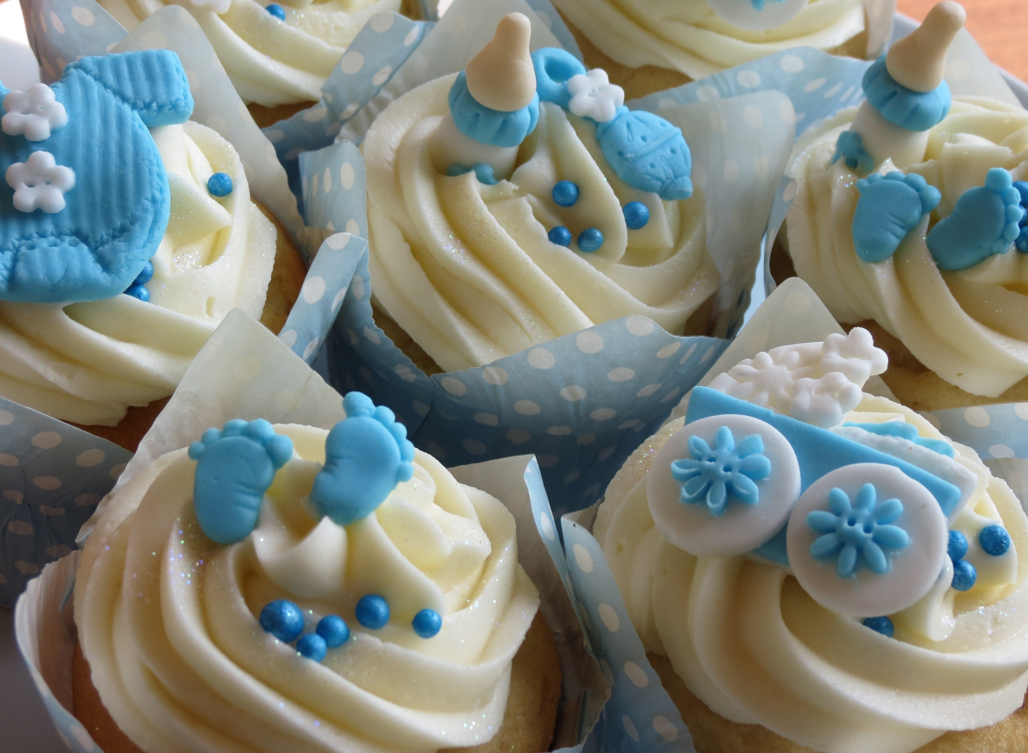 10 Trendy Baby Shower Cupcake Ideas For A Boy boy baby shower cupcake ideas omega center ideas for baby 1