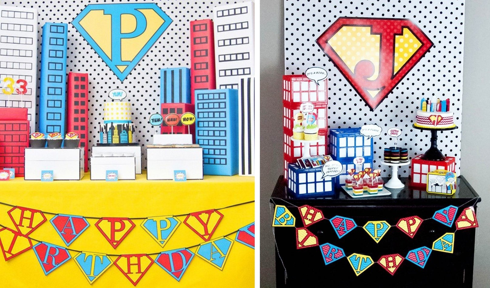 10 Stylish Ideas For Boys Birthday Party boy birthday parties round up of boy party ideasanders ruff 1