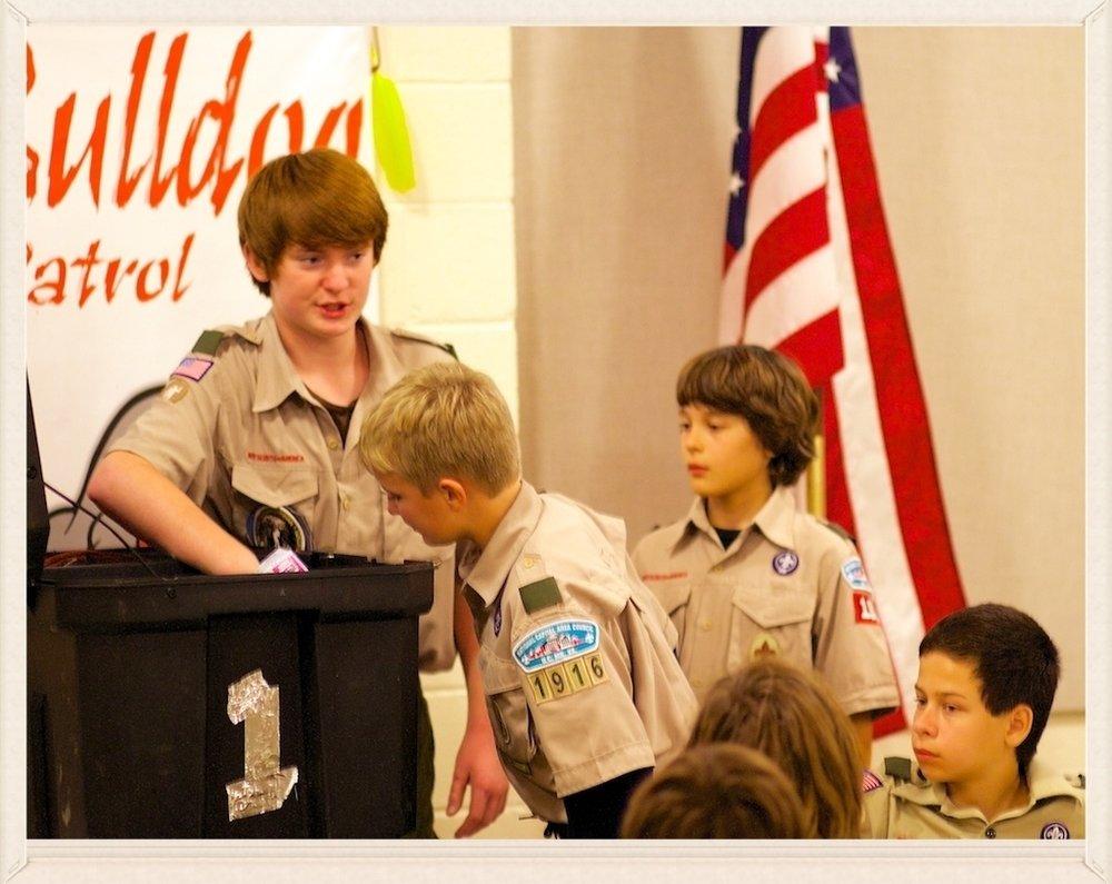boy scout troop 1916troop meetings
