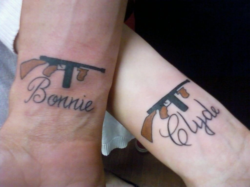 10 Beautiful Husband And Wife Tattoo Ideas boyfriend and girlfriend tattoo ideas married couple tattoo ideas
