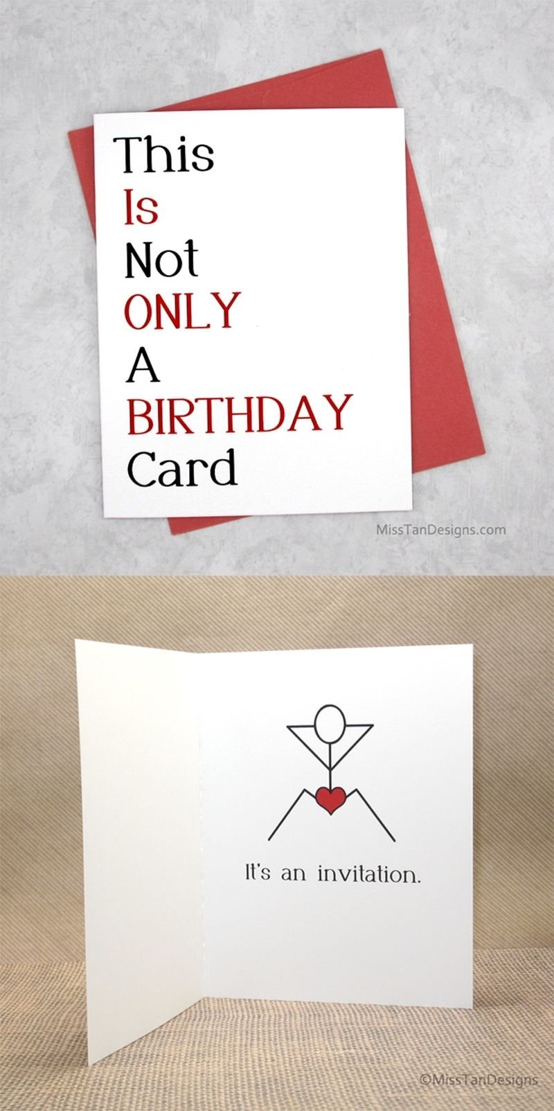 10 Attractive Sexy Gift Ideas For Him Boyfriend Birthday Cards Not Only Funny Card