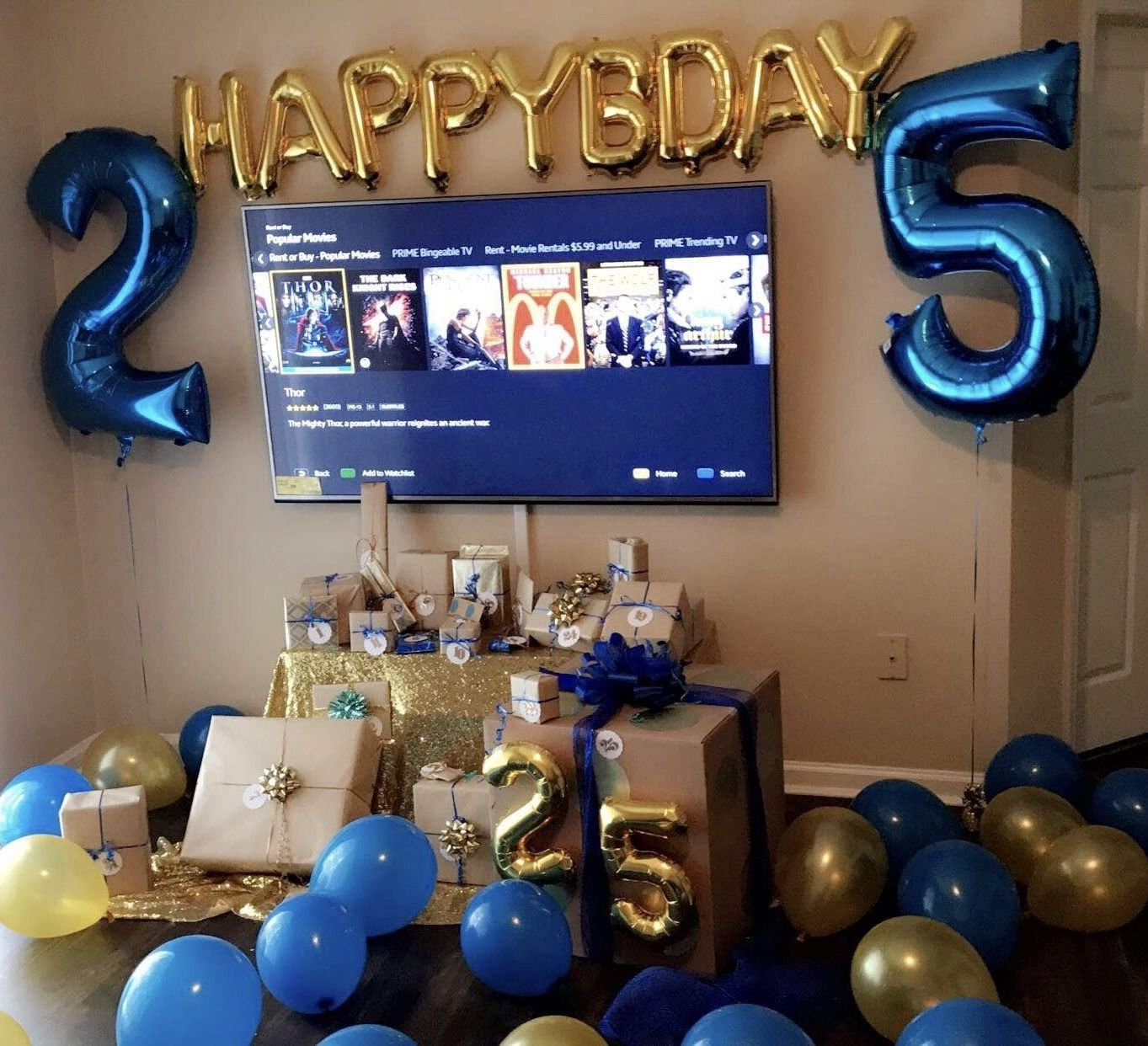 Best 25 Birthday Surprises For Him Ideas Only On: 10 Most Recommended 25Th Birthday Ideas For Boyfriend 2019