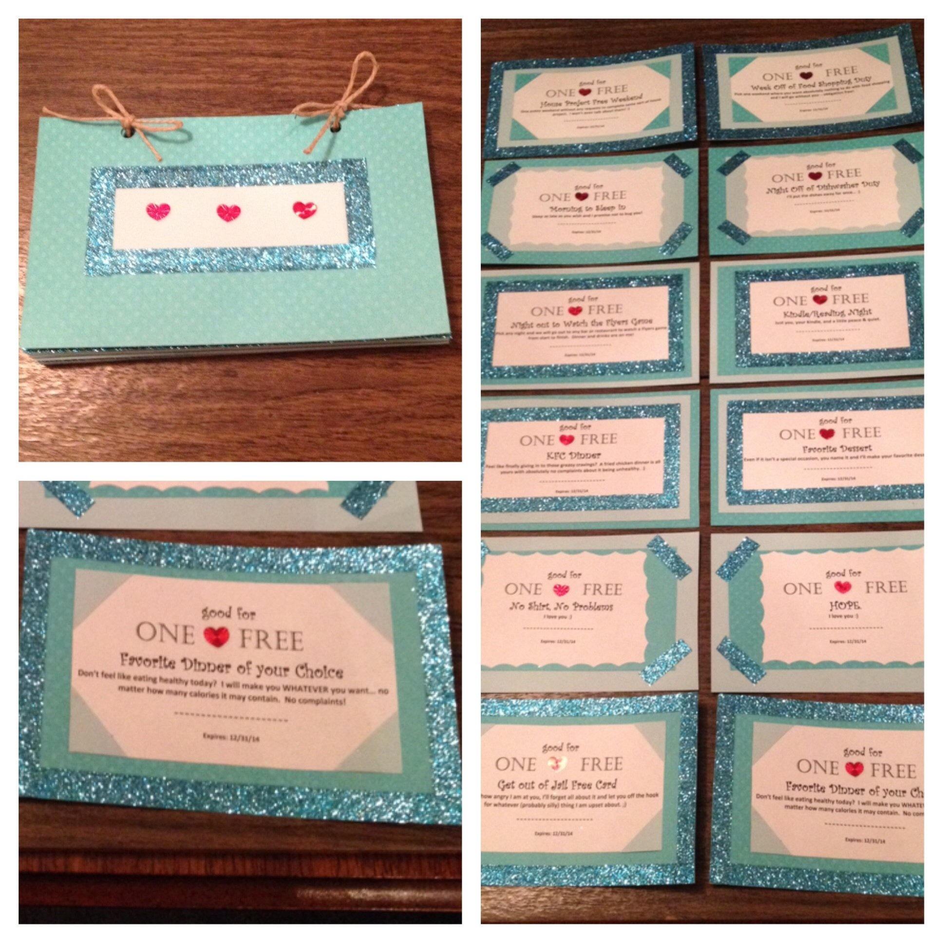 10 Great Coupon Book Ideas For Boyfriend boyfriend coupons christmas pinterest boyfriend coupons