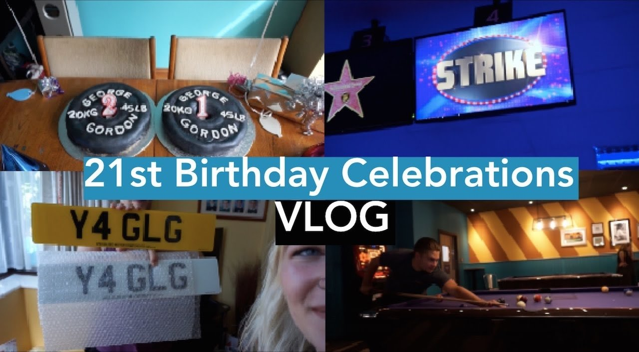 10 Fabulous 21St Birthday Ideas For Boyfriend boyfriends 21st birthday surprise ideas and presents vlog youtube 1 2021