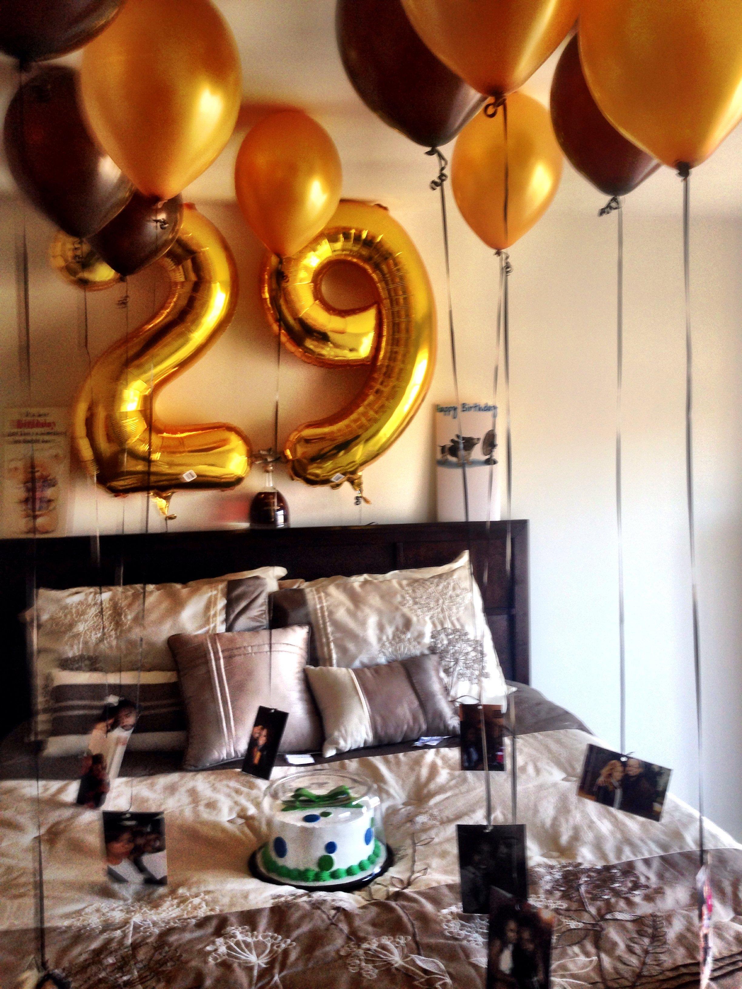 10 Fantastic Surprise Party Ideas For A Man boyfriends birthday birthdays pinterest boyfriends birthdays 5 2020