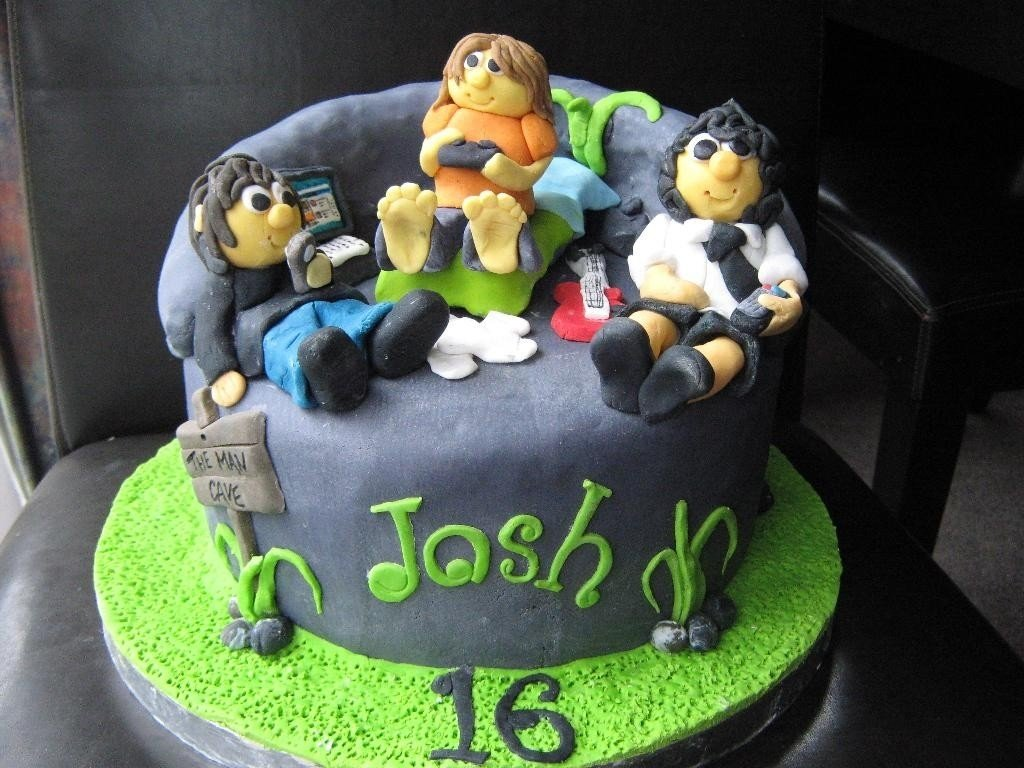 10 Gorgeous Boys 16Th Birthday Party Ideas boys 16th birthday cake ideas margusriga baby party sweet 16th 2021