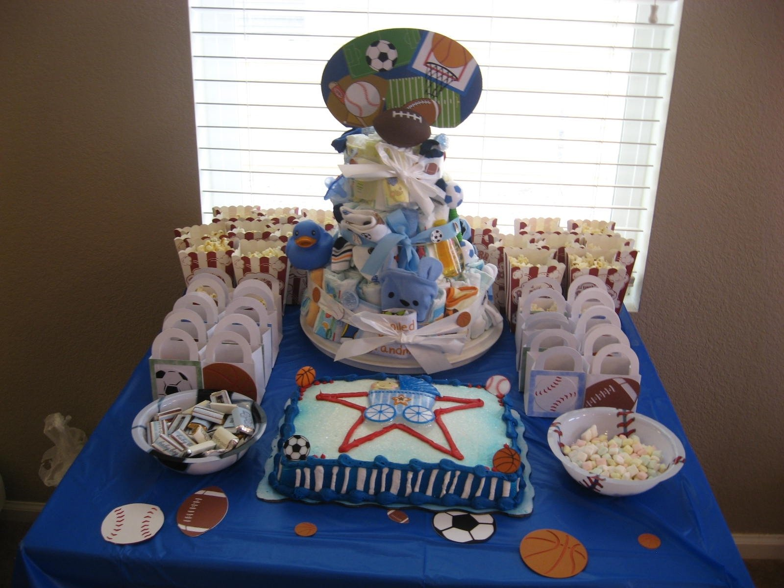 10 Ideal Sports Themed Baby Shower Ideas boys baby shower sports theme baby ideas pinterest baby