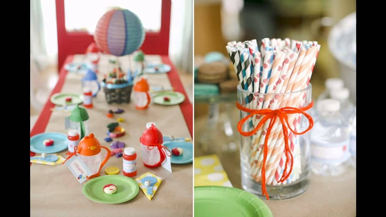 10 Stunning Cheap Kids Birthday Party Ideas boys birthday party decorations at home ideas youtube 2021