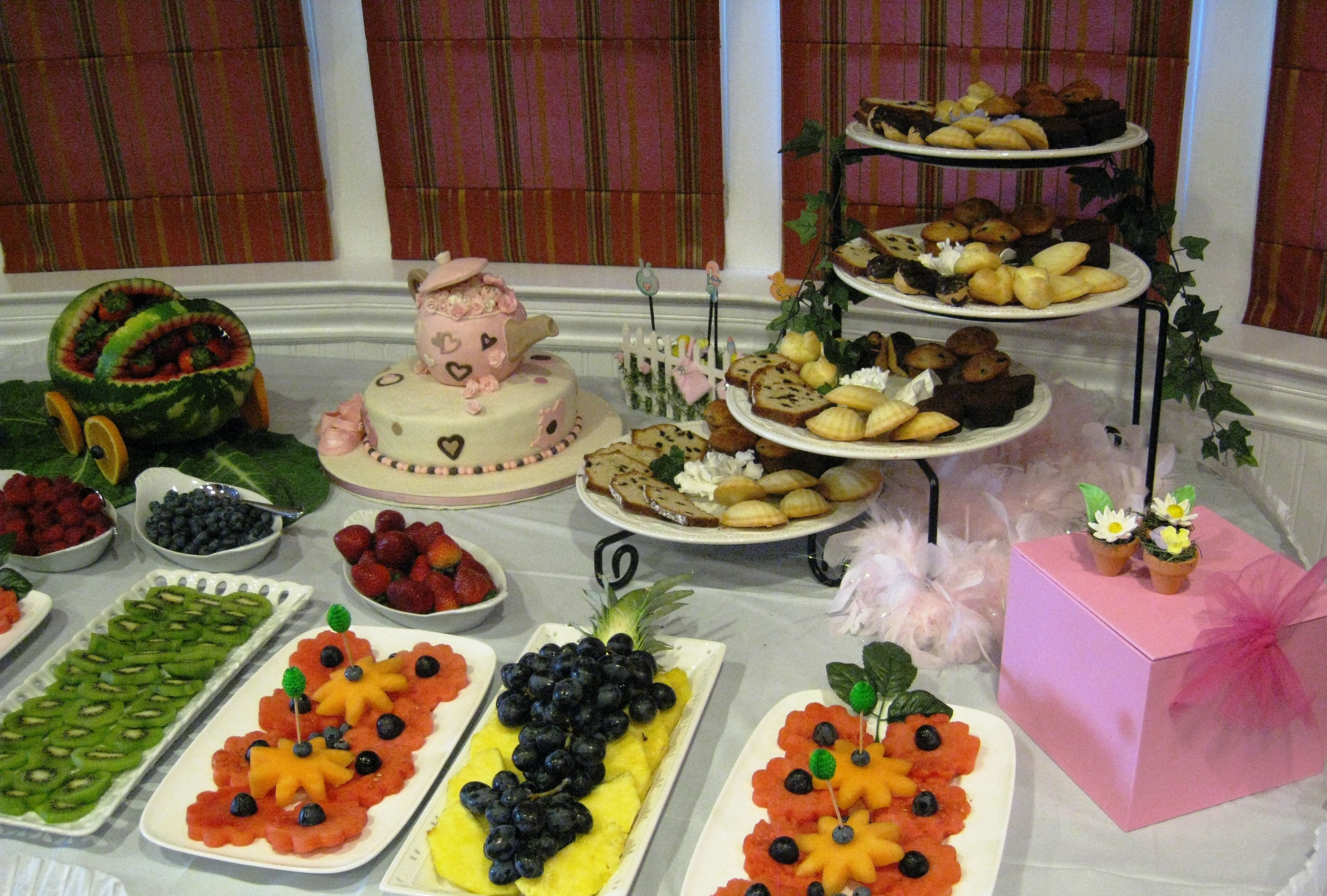 10 Gorgeous Baby Shower Food And Drink Ideas boys food sandwiches for baby shower recipe just an awesome ideas 2021