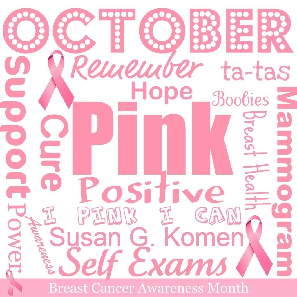 10 Elegant Breast Cancer Awareness Month Ideas breast cancer awareness month october subway art subwayart