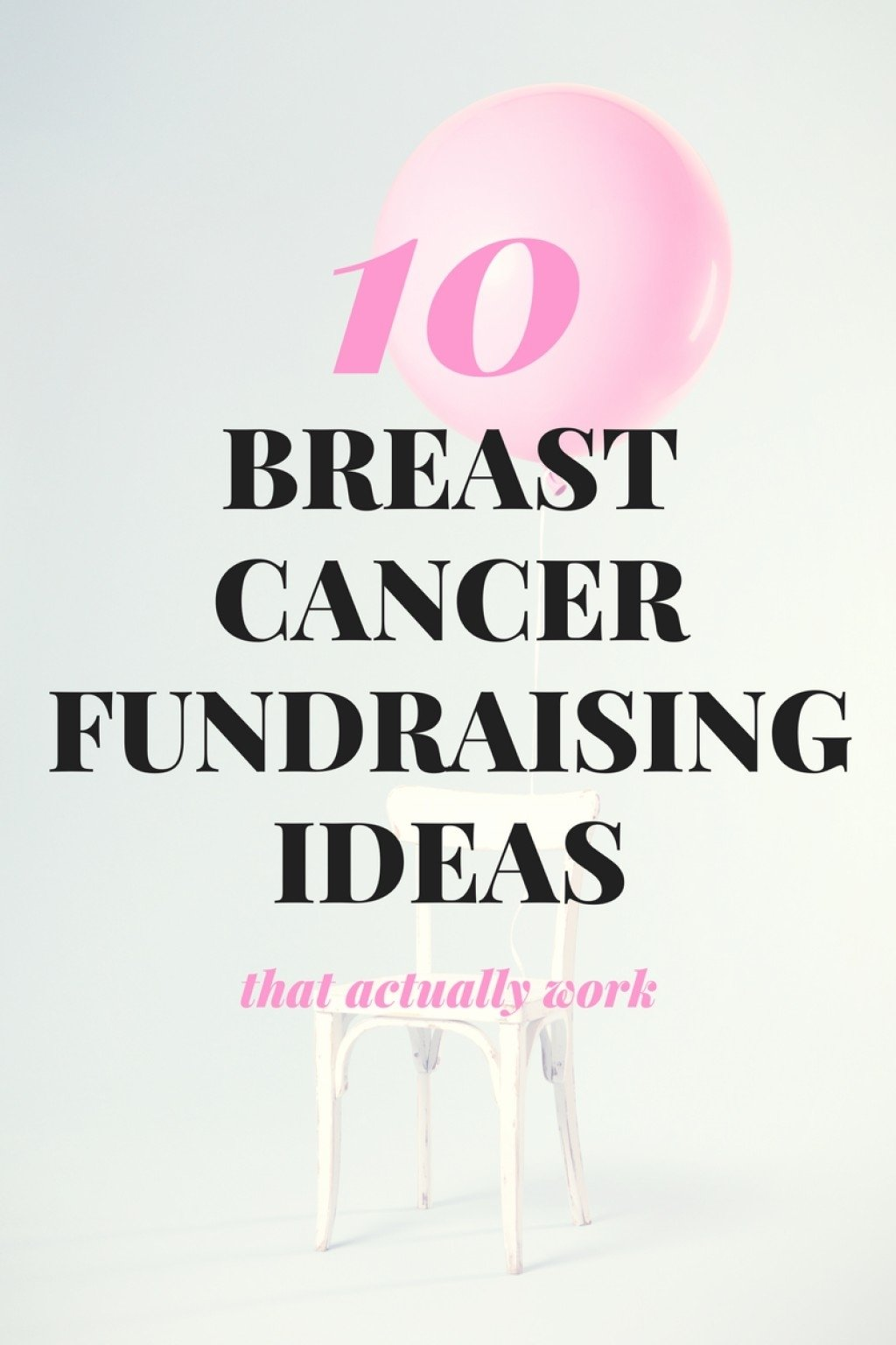 10 Stylish Benefit Ideas For Cancer Patients breast cancer fundraising ideas that really work healdove 1 2020