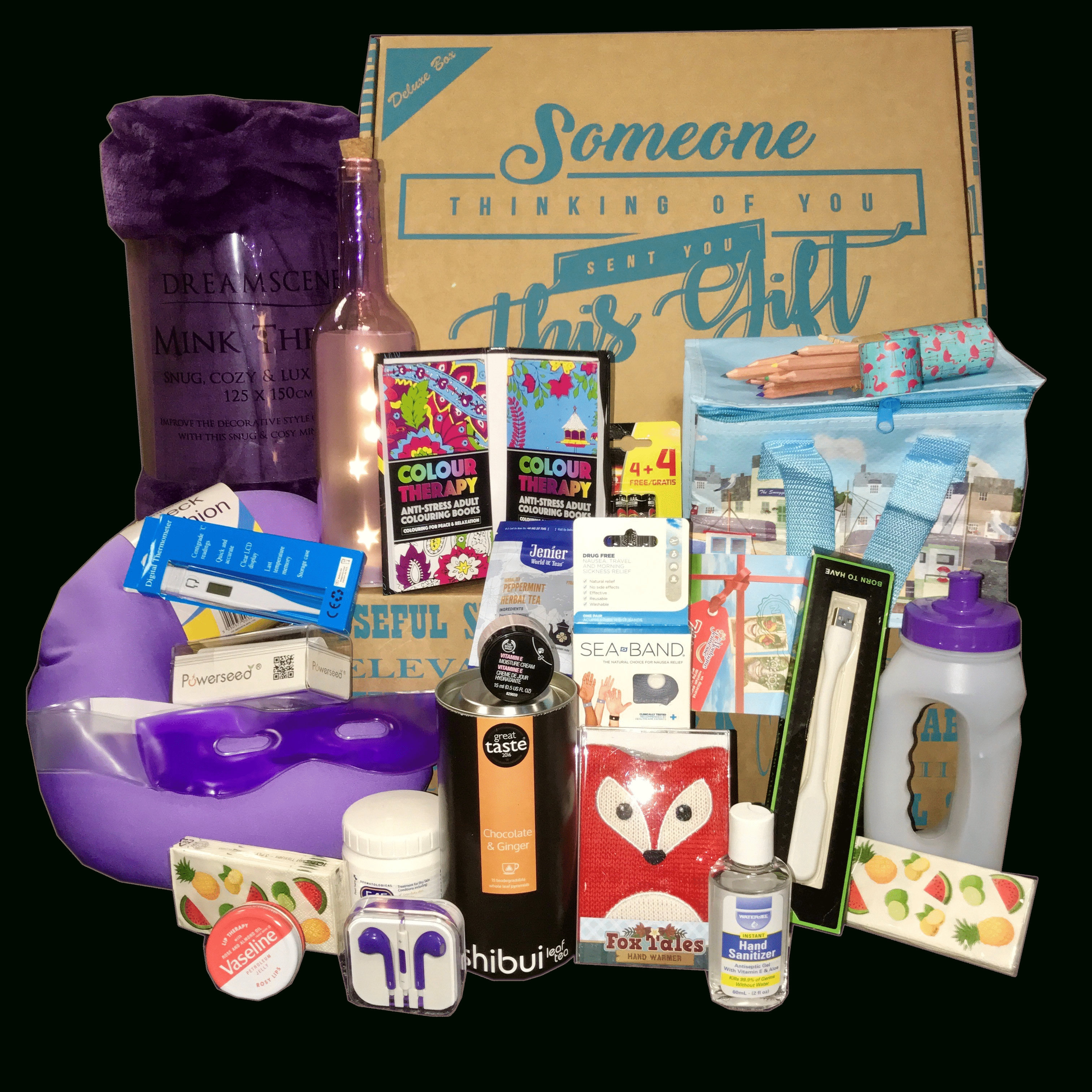 New Gift Baskets for Chemo Patients Image Of Basket Design