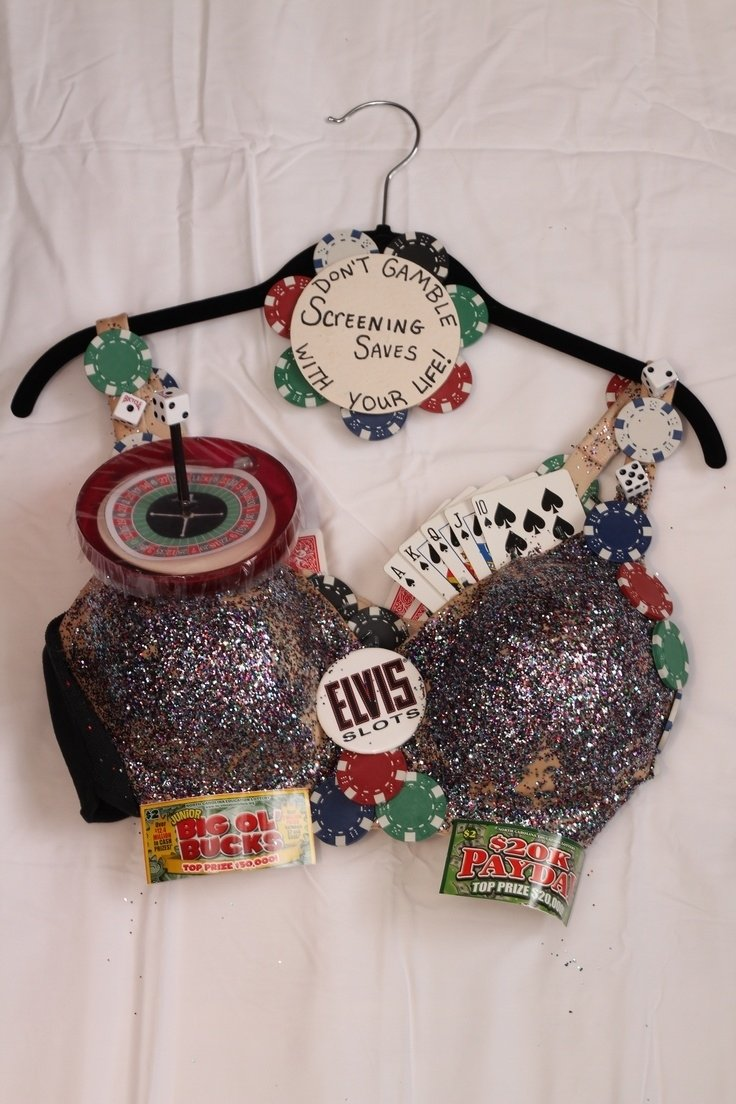 10 Unique Bras For A Cause Ideas breastcancerdecoratedbranameideas breast cancer awareness cr