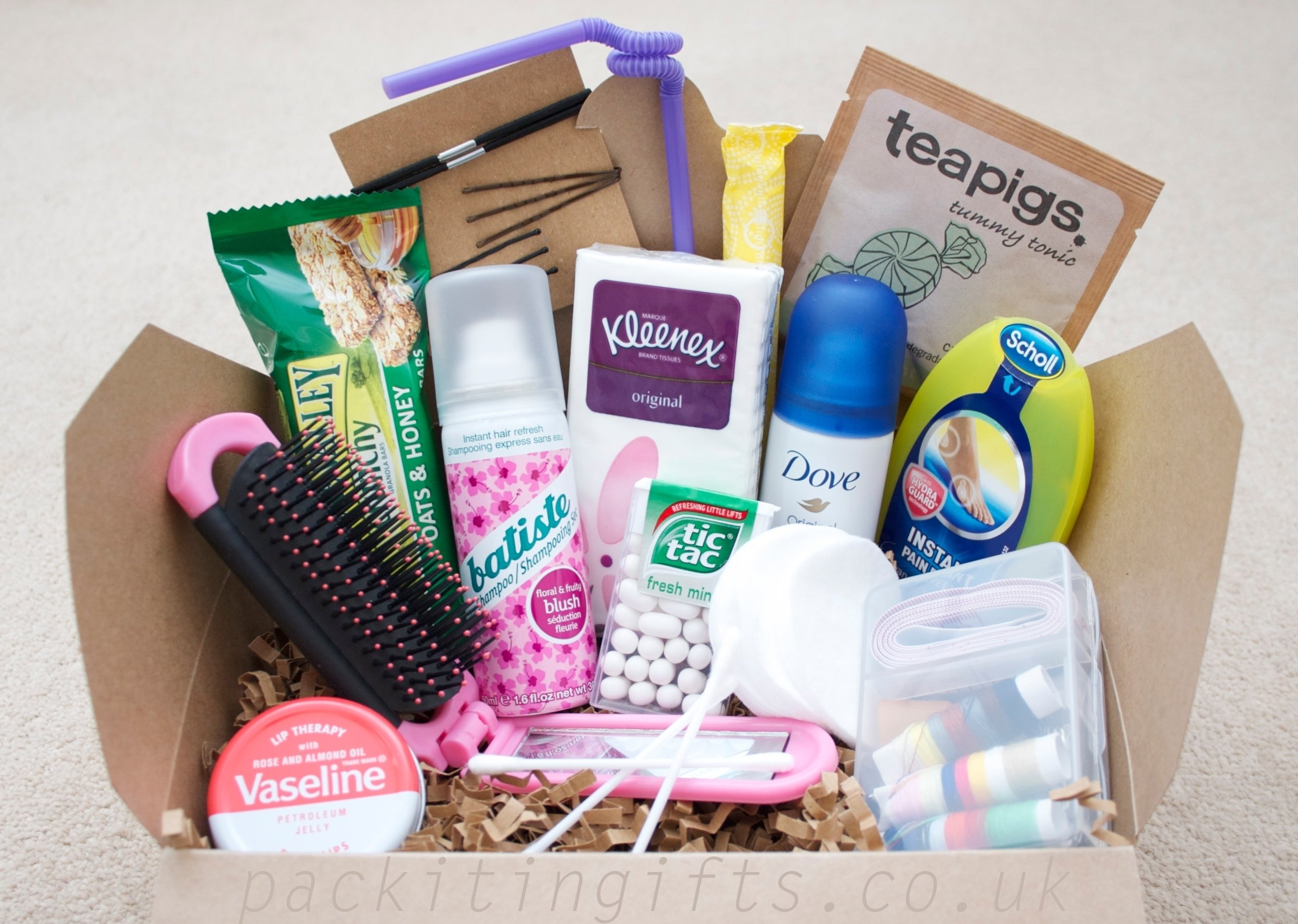 10 Most Recommended Gift Ideas For Bride To Be bridal be prepared or sos kit everything you could need for 2021