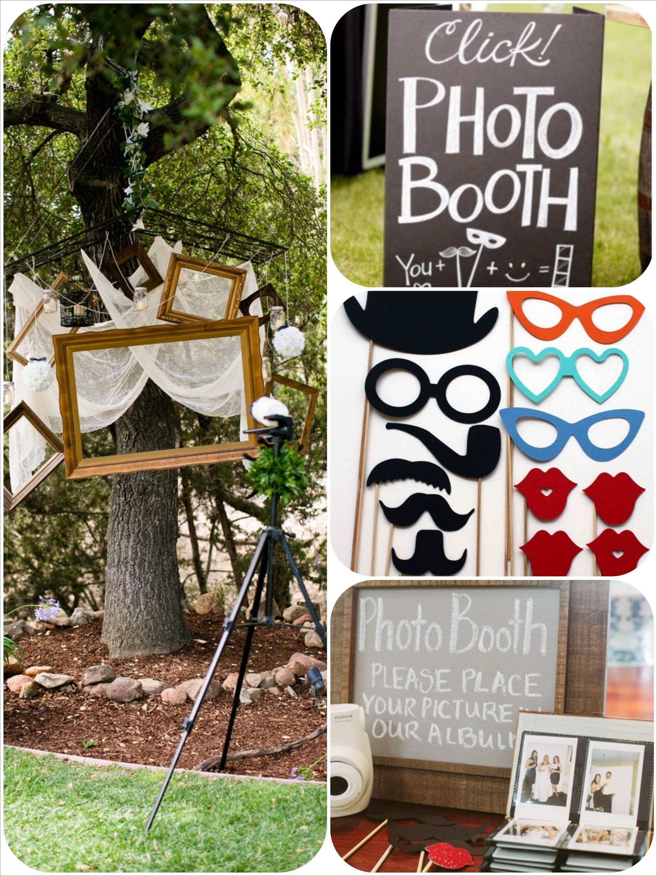 10 Perfect Photo Booth Ideas For Wedding