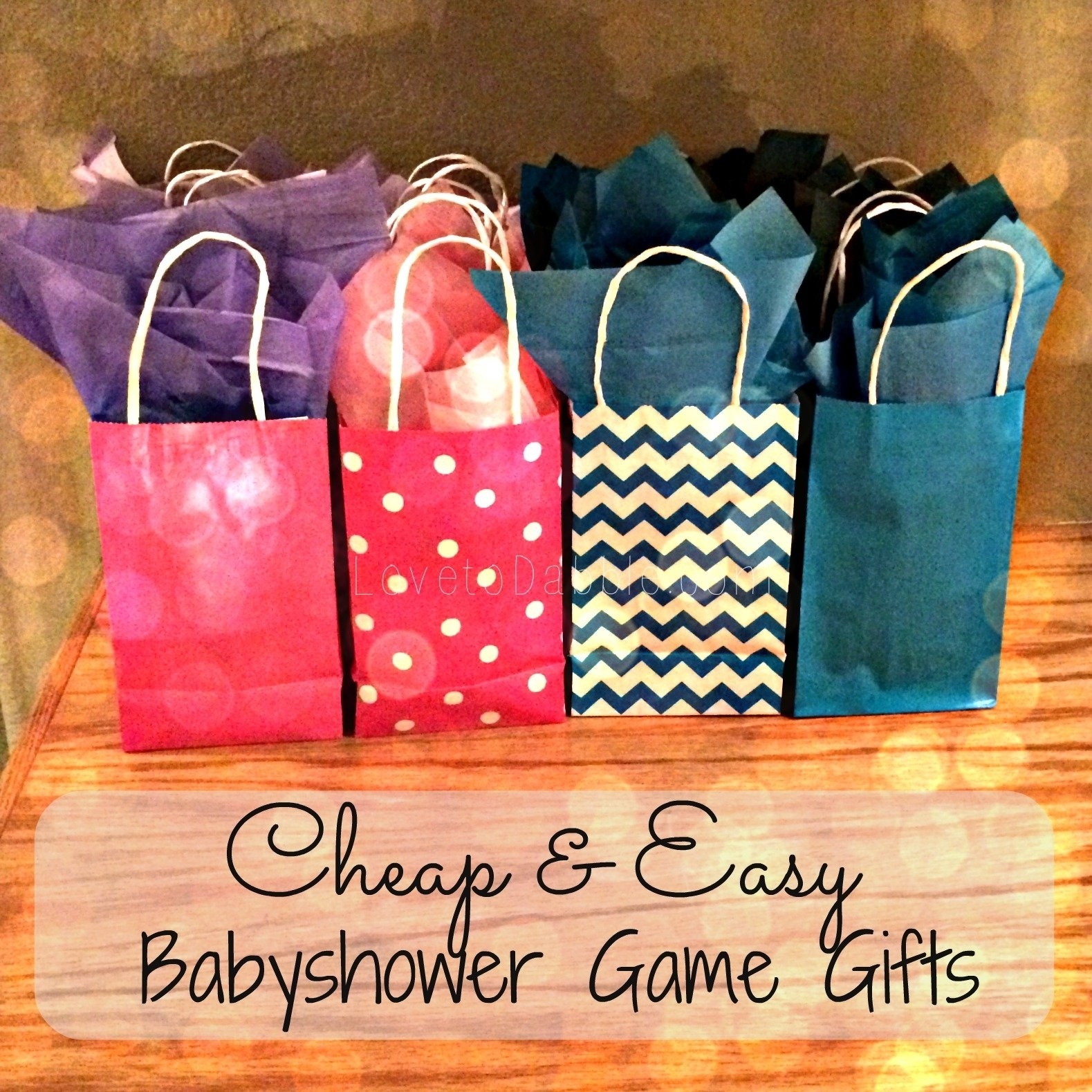 10 Pretty Ideas For Baby Shower Prizes bridal party bingo wedding shower prizes gift ideas for guests door 2020