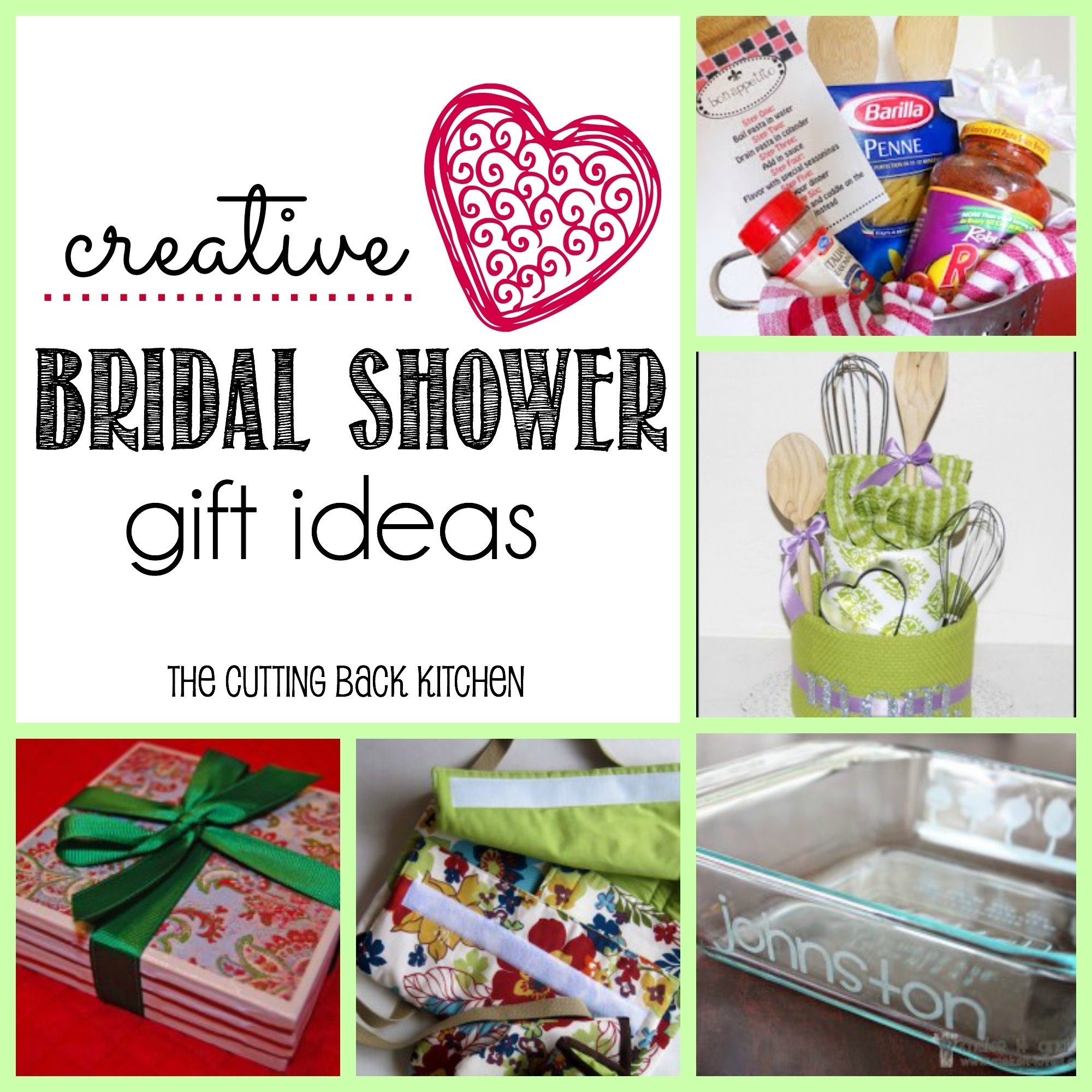 Results For Theme For Bridal Shower Gifts