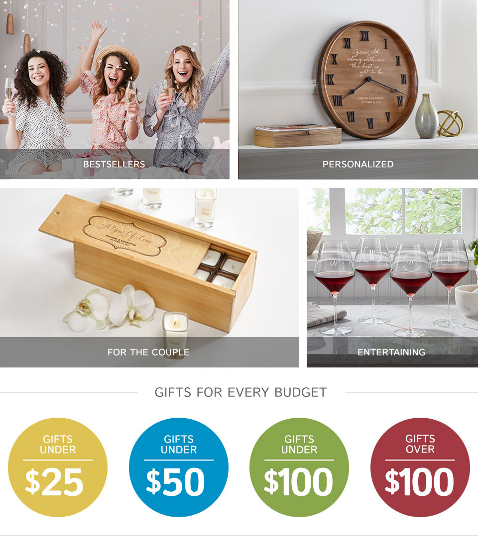 10 Cute Gift Ideas For A Bride bridal shower gifts 2018 bridal shower ideas gifts 15 2020