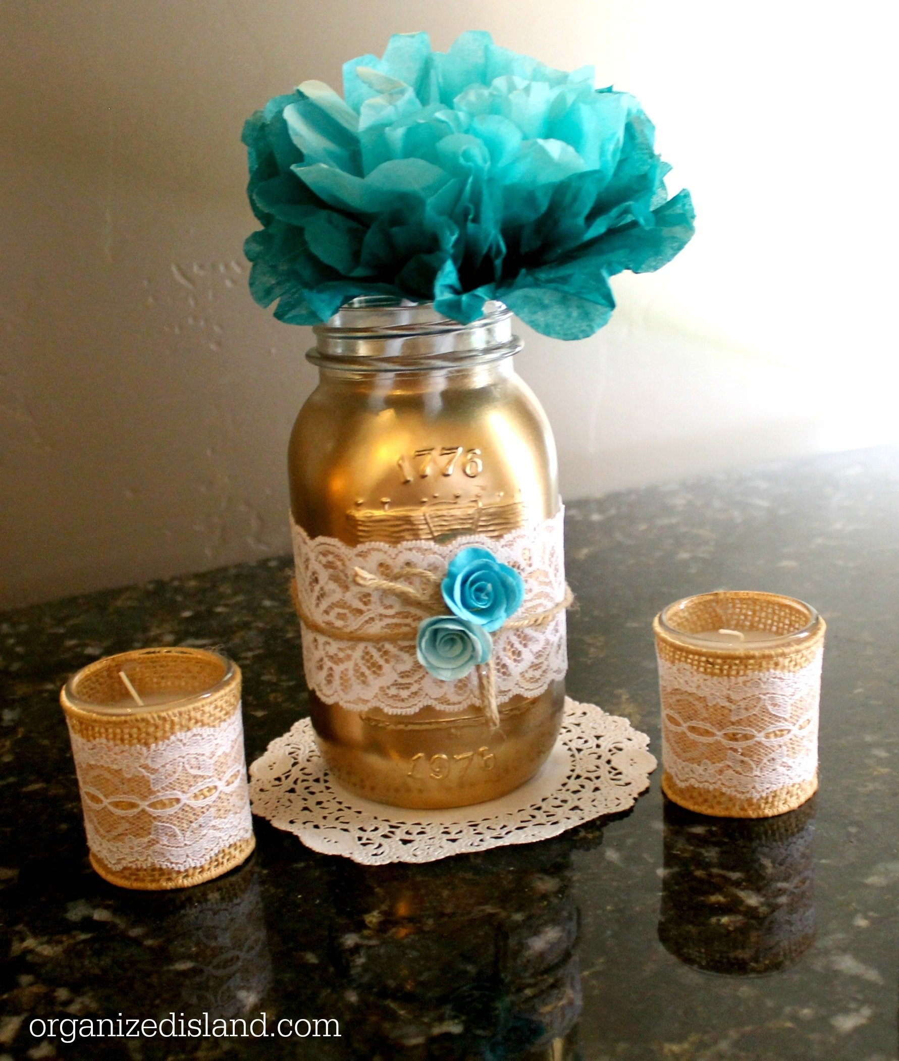 10 Lovable Mason Jar Ideas For Weddings bridal shower mason jars 2020