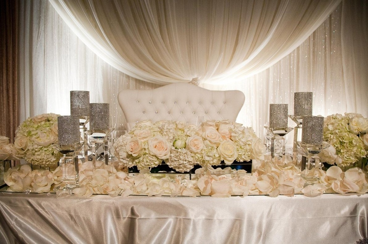 10 Lovable Bride And Groom Table Decoration Ideas Bride And Groom Table  Decoration Ideas Banquet Head