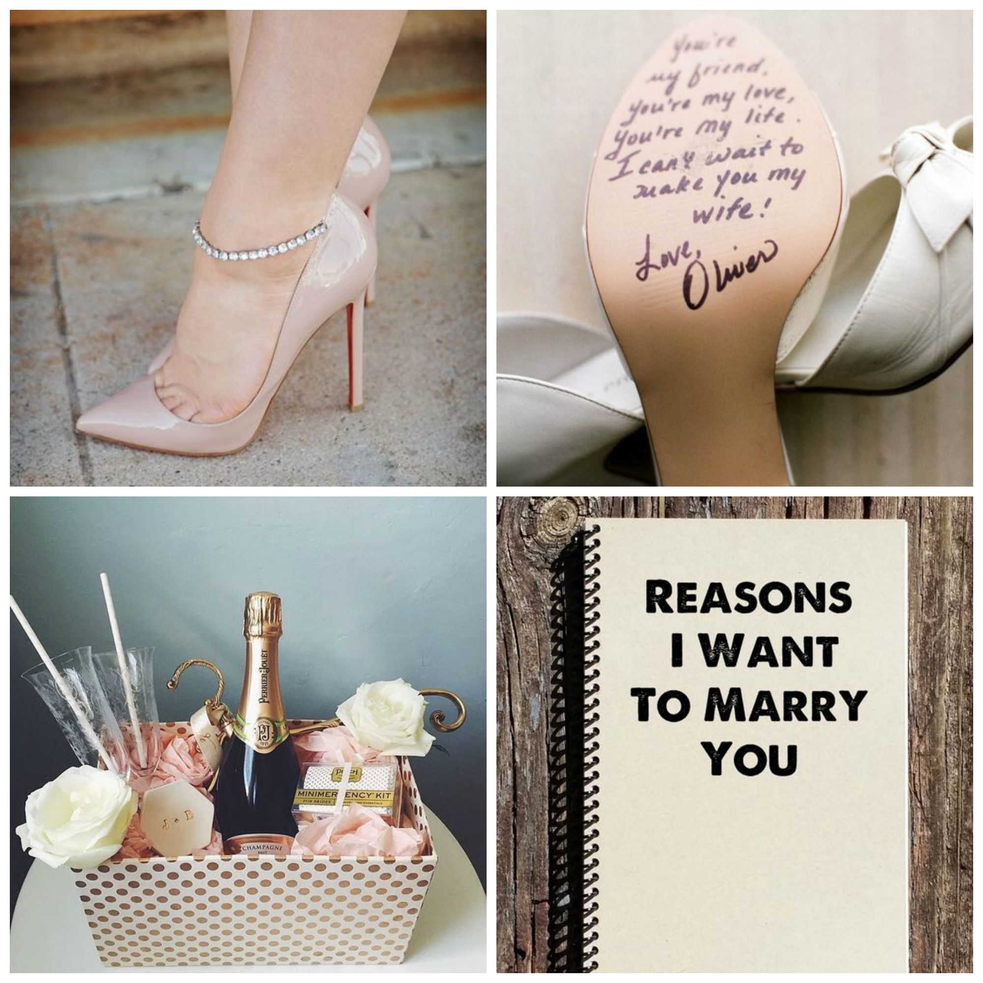 10 Cute Gift Ideas For A Bride bride groom gifts perfect details 4 2020