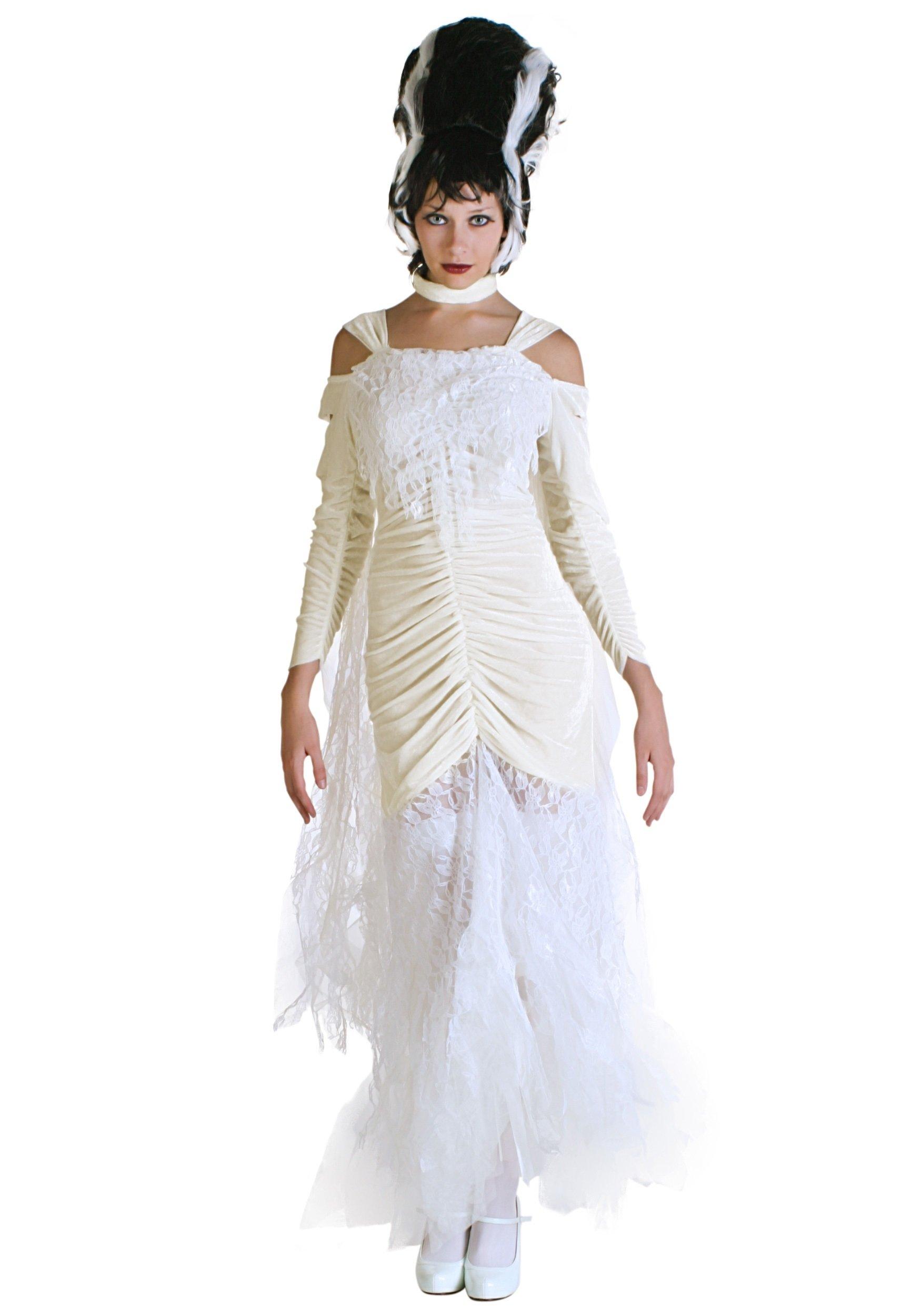 10 Perfect Bride Of Frankenstein Costume Ideas bride of frankenstein costume 2021