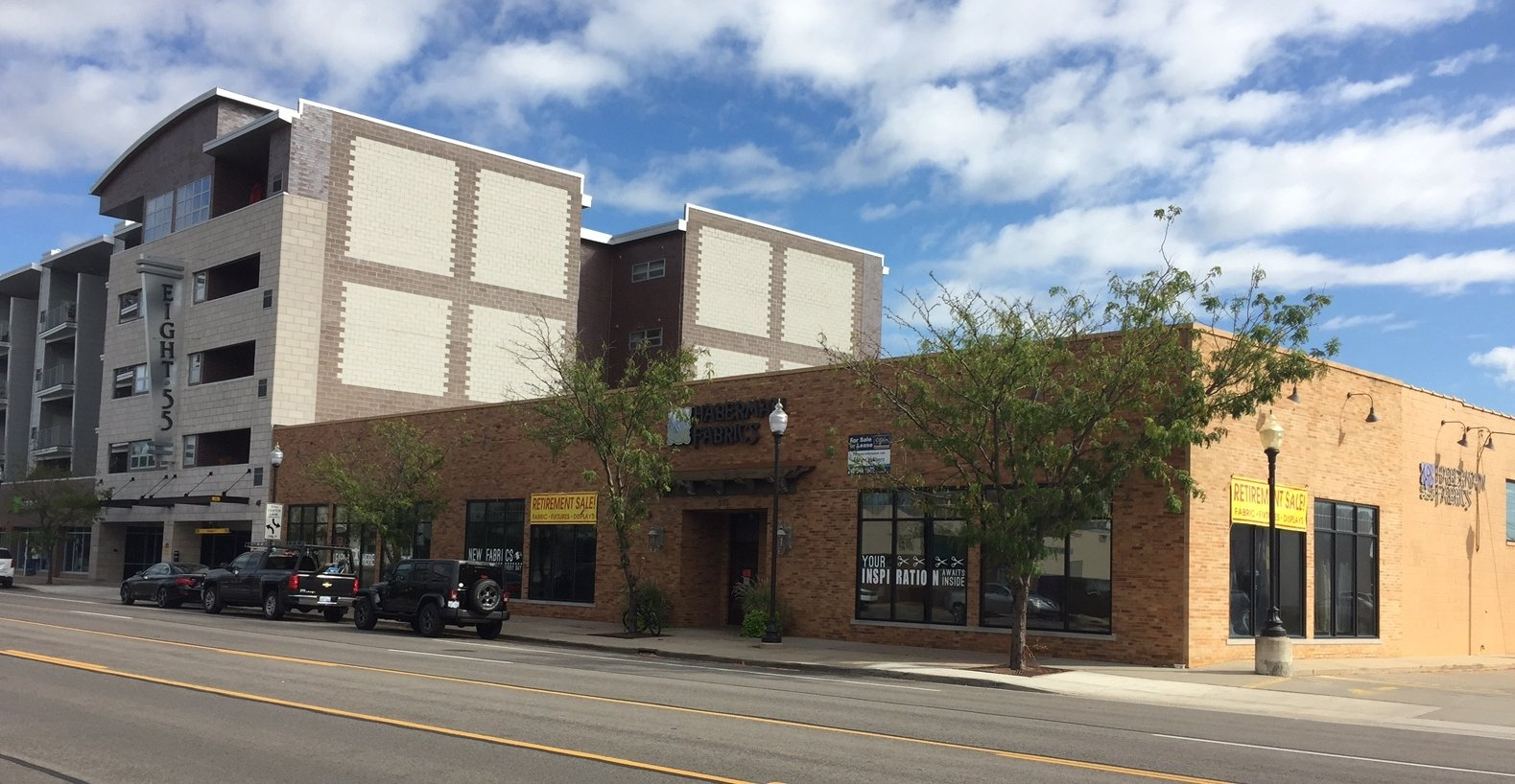 bright ideas furniture to buy former haberman fabrics building in