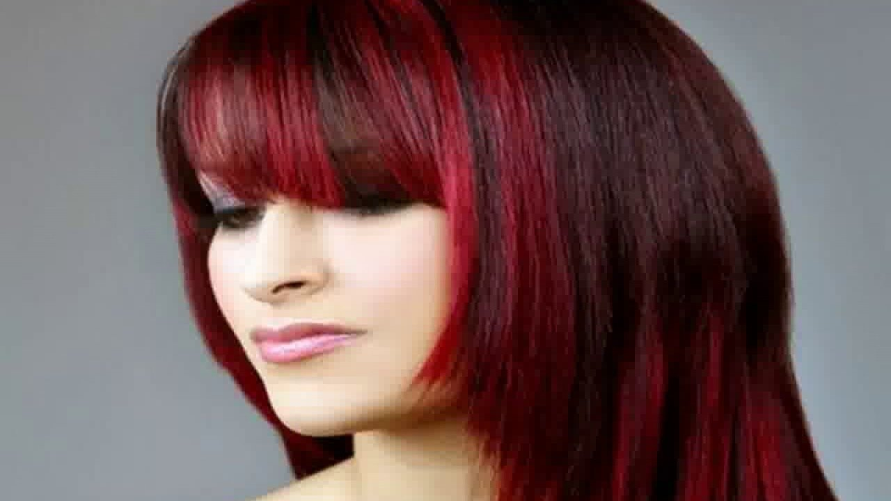 10 Gorgeous Different Shades Of Red Hair Color Ideas bright red hair colour ideas youtube 2020